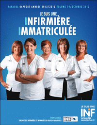 Rapport annuel 2012/2013